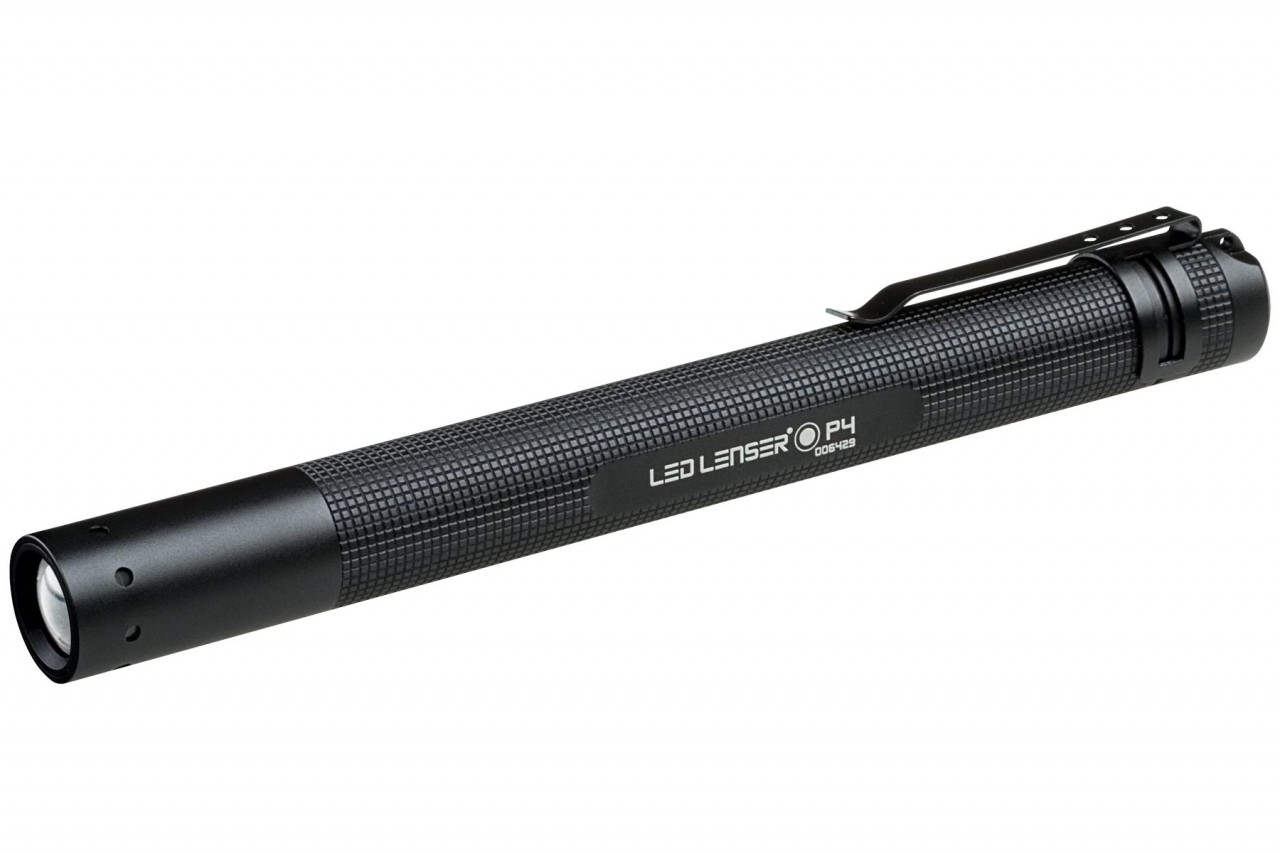 LED Lenser P4 Flashlight