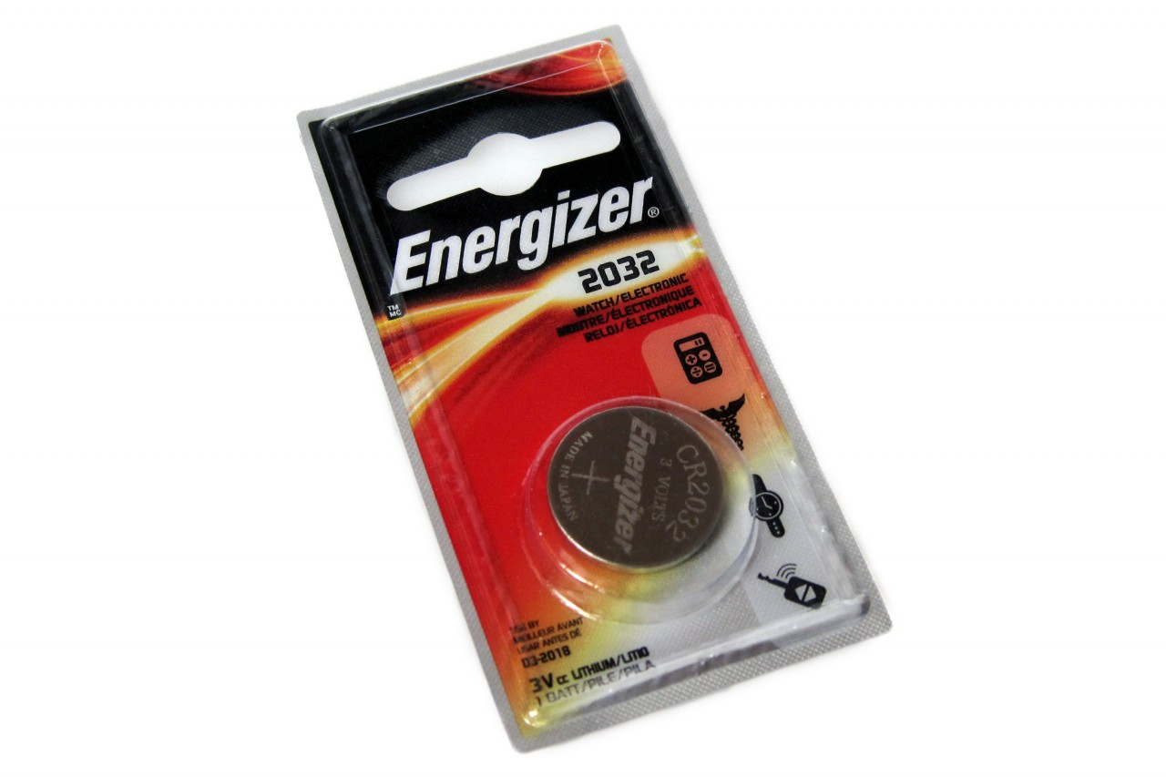 How Long Does A Car Battery Last >> Reviews for Energizer CR2032 Lithium Battery
