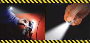 x-light micro personal led safety light