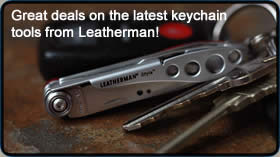 Browse Leatherman keychain tools