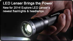 LED Lenser - New Products for 2013